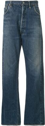 Levi's 1950s Levis 501XX straight-fit jeans