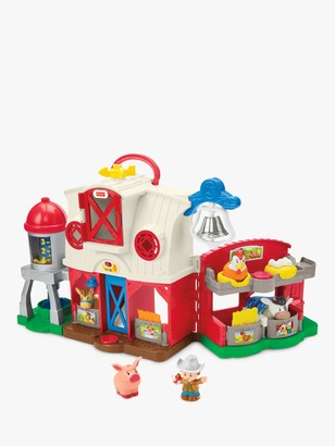 Fisher-Price Little People Caring For Animals Farm Play Set