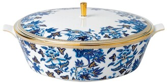 Wedgwood Hibiscus Covered Vegetable Dish (1.5L)