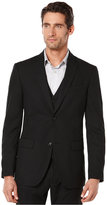Perry Ellis Big and Tall Corded Suit Jacket