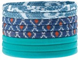 Goody Ouchless Ponytailer Boho Blue - 8 ct