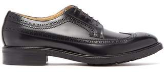 Paul Smith Tilson Leather Brogues - Mens - Black