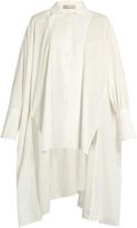 Palmer Harding PALMER/HARDING Poet batwing-sleeved cotton shirt