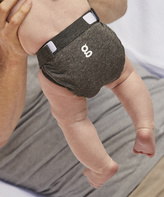 gDiapers Gray All the Way gPants