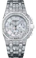 Audemars Piguet Royal Oak Offshore Chronograph White Gold and Diamond Ladies Watch 26114CKZZ9181BC01