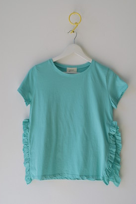 Vicolo Mint Green T-Shirt - ONESIZE | turquoise - Turquoise