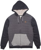 Rip Curl Men's Surf Check Sherpa Fleece Hooded Jacket 8152203