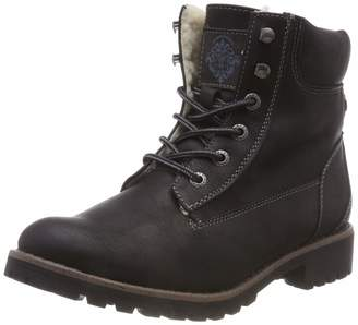 Bruno Banani Women's 262 345 Combat Boots (Black 004) 5.5 UK