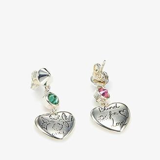 Gucci Blind for Love Earrings