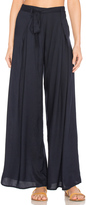 Band of Gypsies Tie Waist Wide Leg Pant