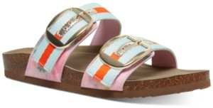 Madden-Girl Bambam Footbed Sandals