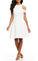 Antonio Melani Lou Novelty Jacquard Dress