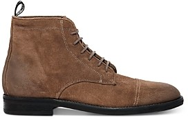 AllSaints Men's Harland Suede Lace-Up Boots