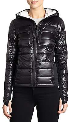 Canada Goose Women's Hybridge Lite Hooded Jacket