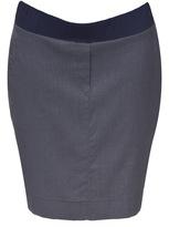 Isabella Oliver Chambray Maternity Skirt