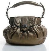 Folli Follie Gold Tone One Handle Bucket Handbag