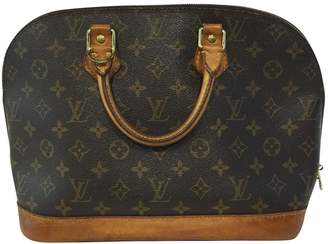 Louis Vuitton Vintage Alma Other Cloth Handbag
