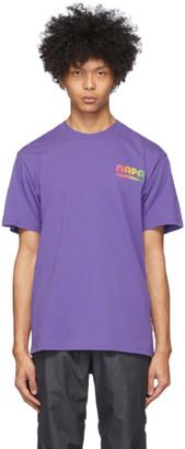 Martine Rose Purple S-Carbis T-Shirt