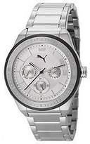 Puma Edge - S Metal Silver Women's watch #PU102912002