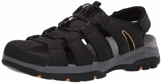Skechers Men's Tresmen-Outriver Outdoor Sandal Fisherman