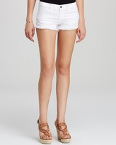 Flying Monkey White Distressed Cut-Off Shorts - 100% Exclusive