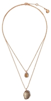 Vince Camuto Layered Shell Necklace