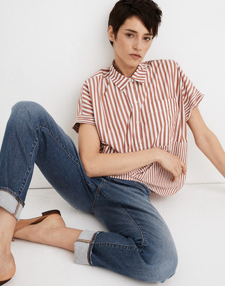 Madewell Daily Shirt in Stripe-Play