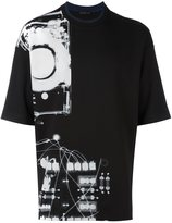 Diesel Black Gold X-Ray print T-shirt