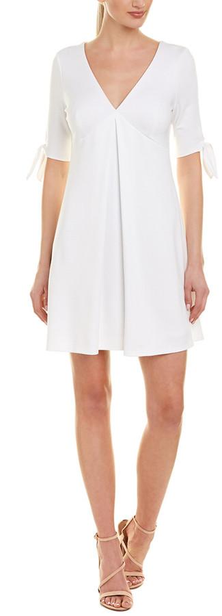 Bailey 44 Quarterdeck Ponte A-Line Dress