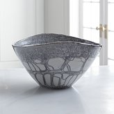 Crate & Barrel Tate Centerpiece Bowl