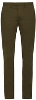 Acne Studios Max stretch-cotton chino trousers