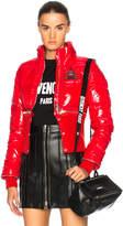Givenchy Nylon & Knit Parka