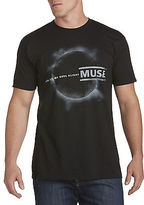 True Nation Muse Tonal Graphic Tee Casual Male XL Big & Tall