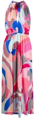 Emilio Pucci Quirimbas print cover-up