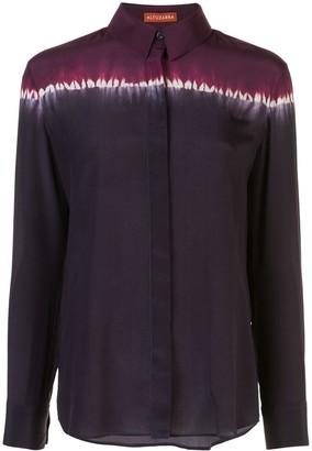 Altuzarra Chika silk top