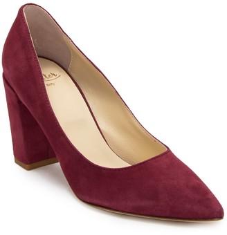 Butter Shoes Kay Block Heel Pump
