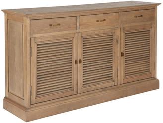 OKA Mistral Wooden Sideboard - Weathered Oak