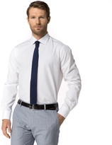 Tommy Hilfiger Tailored Collection Cotton Poplin Shirt