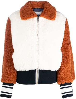 Golden Goose Varsity Zip-Up Jacket