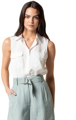 Forever New Julia Sleeveless Shirt
