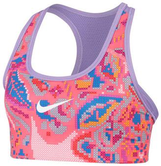 Nike Pro Girls Reversible Printed Sports Bra
