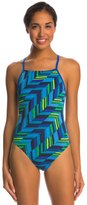 Speedo Endurance+ Angles Free Back One Piece Swimsuit 8146362