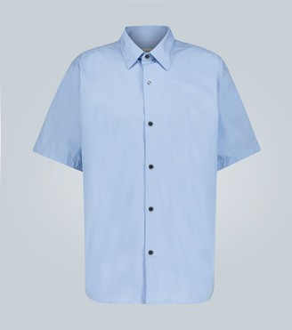 Acne Studios Shepton cotton poplin shirt