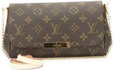Louis Vuitton Monogram Favorite Clutch PM Bag (Authentic Pre Owned)
