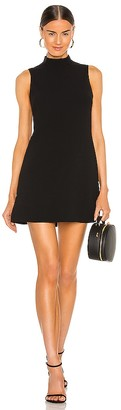 Alice + Olivia Arlena Mockneck Tunic Dress