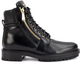 Balmain lace-up boots ankle boots