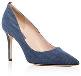 Sarah Jessica Parker Fawn Pointed Toe Pumps