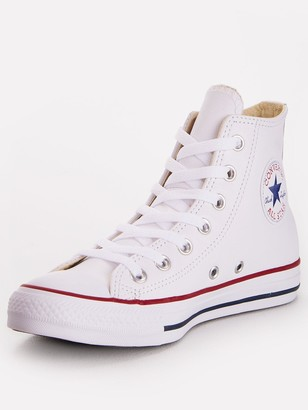 Converse Chuck Taylor All Star Leather Hi Top