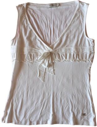 Henry Cotton White Cotton Knitwear for Women