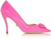 Versace Palazzo Pink Patent Leather Pump